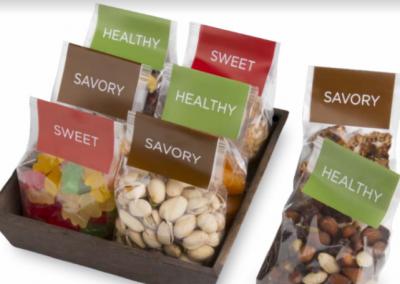 healthy sweet savory